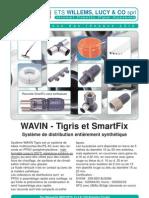 07 2 Catalogue Alupex Tigris Smartfix de WAVIN 2011-10 + PRIX