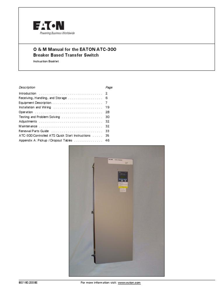 Wondrous Eaton Atc 800 Wiring Diagram Basic Electronics Wiring Diagram Wiring Digital Resources Spoatbouhousnl