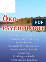 Ökopsychologie (German edition)