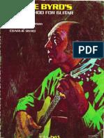 Charlie Byrd's Melodic Method for Guitar