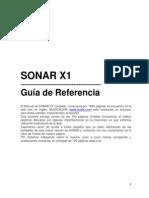 SONAR+X1+Manual+español+1ra+parte