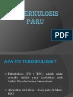 Tuberkulosis Paru