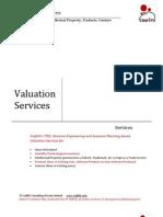 Crafitti Valuation Services - Multi-Dimensional Multi-Perspective Valuation