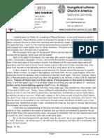 T Newsletter October 2013 Website