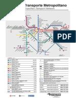 Mapa Metropolitano Out 12