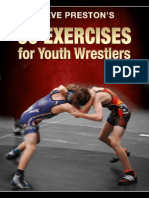 30 Exercises for Youth Wrestlers