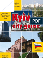 Kiev City Guide - Online Travel Guide to Kyiv (iPaper, Download PDF)