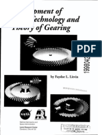 Development of Gear Technomogy and Theory of Gearing - Nasa 120  pg.pdf