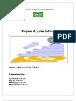 Rupee Appreciation Final