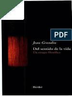 Del sentido de la Vida.pdf