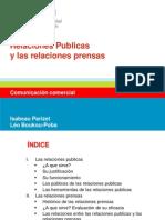 Relacioes Publicas y Las Relaciones de Prensa