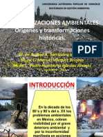 Las Movilizaciones Ambientales - j.sarricolea -m.vazquez - p. Iglesias