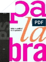Gadamer - Arte y Verdad de La Palabra