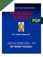 01 Pendahluan Reactor
