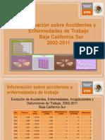 Baja California Sur 2002-2011
