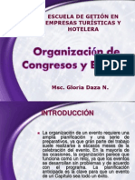 1. Diapositivas de Organizacion de Congresos y Eventos