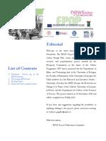 EPOP Newsletter #4-5