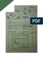 HW3 Postcard + HTML Invitation Mockup