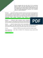 Gambaran Umum Kegiatan FMIPA Berqurban