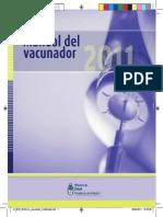 2011 Manual Vacunador