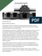 ESCUELA BENITO JUÁREZ