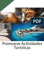 PROMUEVE ACTIVIDADES TURISTICAS