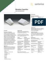 Data Hydrosart Ultrafiltration