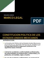 2da. Unidad Marco Legal