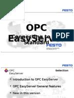 Quick Guide Festo OPC Easy Server