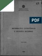 Informaçoes estrategicas e decisões nacionais parte 1