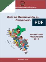 Guia Orentacion PPTO 2014