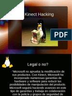 Kinect hacking / Oscar García López