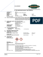 MSDS Ethanol