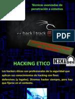 Técnicas avanzadas de penetracion a sistemas con IDS / Rafael Gómez del Ángel