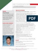 d-1 diefendorf 2013 10 resume