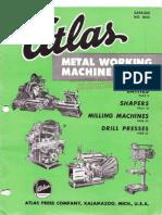 Atlas Catalog 1952 M52