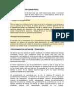 Procedimientos administraticos