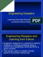 GSMST Enigneering Disasters