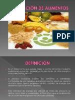 Irradiacion de Alimentos