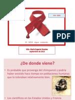 VIH Drogas Percepcion Riesgo Maria Eugenia