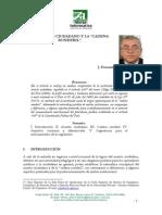BAZÁN CERDÁN  Fernando  El arresto ciudadano y la cadena ronderil