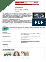 Faça você mesmo_ adaptador de RCA para VGA _ eHow Brasil