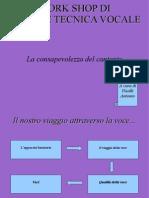 Work Project Esame Abilità Informatiche A.A. 2008/2009