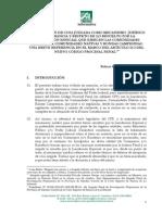 CERNA GARCÍA, Robert. Excepción de cosa juzgada como mecanismo de tolerancia y respecto de la jurisdicción especial que ejercen las comunidades campesinas, nativas y rondas campesinas