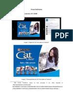 Piezas publicitarias Ejercicio 3 Gerencia Mercadeo Telecomunicaciones modulo 1 GERTEL Uniandes