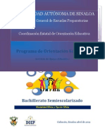 Servicio Departamental Orientacion Educativa