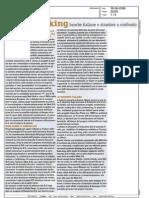 Banche italiane e straniere a confronto sul Web 2.0 (Computer World, 26/06/2009)