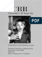 chernobyl Book