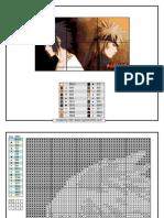 Sasuke Naruto XStitch Pattern PDF