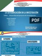 CATEGORIZACIÓN-LEOCADIACOBOS